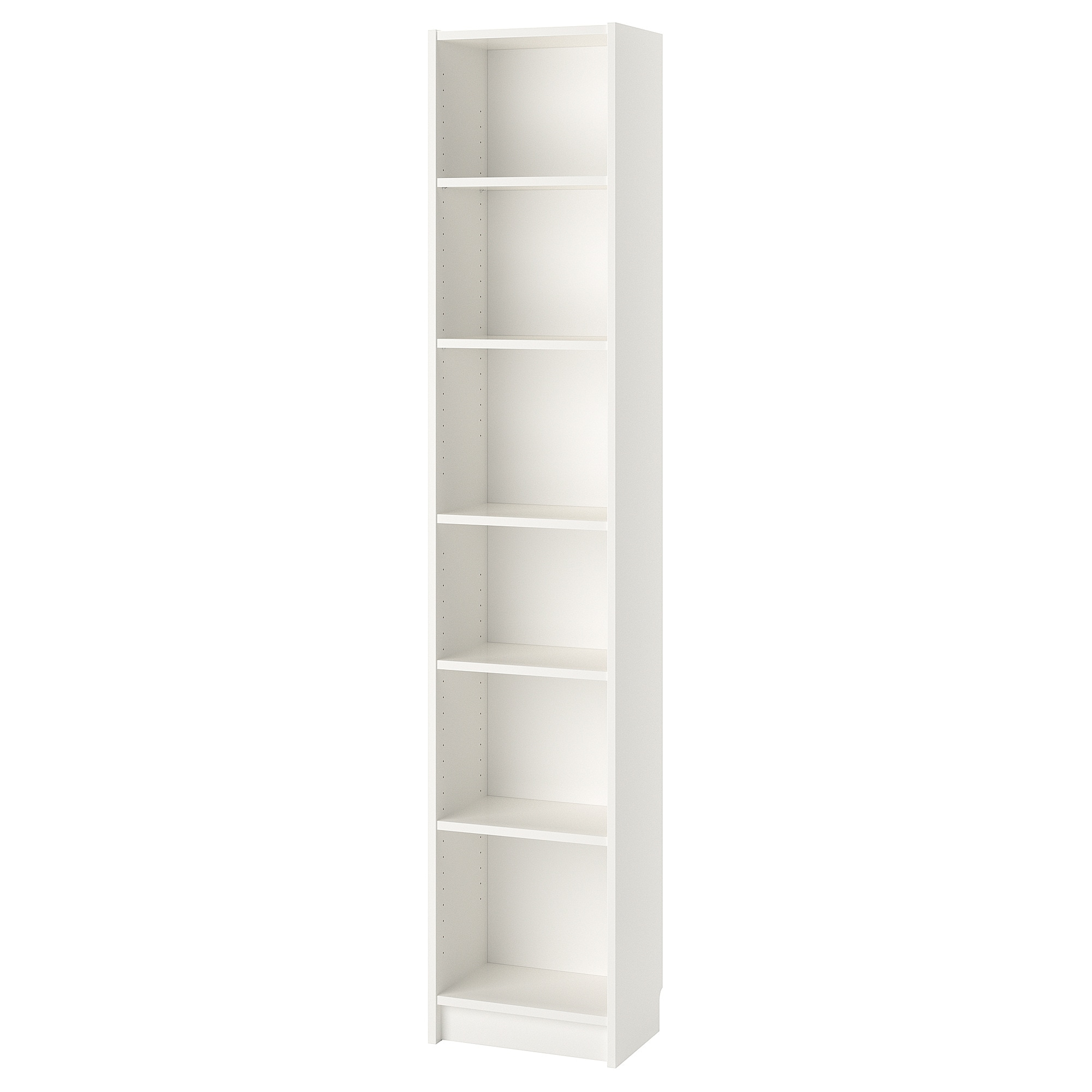 Billy Bookcase Tall And Narrow White