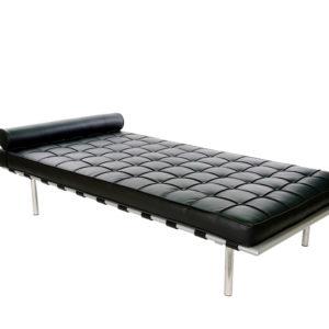 BARCELONA Lounge Sofa (Black)