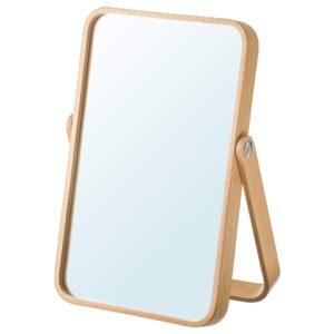 IKORNNES Table Mirror (Ash)