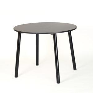 CFH HEMING Table, 100cm Round (Black)