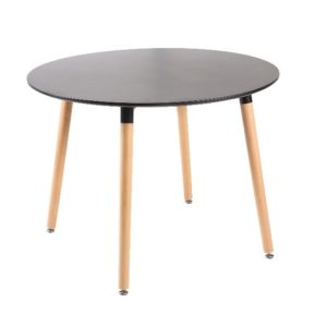 HEMING Table Round 100cm (Black)
