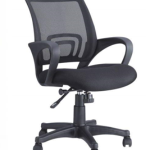 OFFICE Chair MCH13CC1 Black Frame (Black)