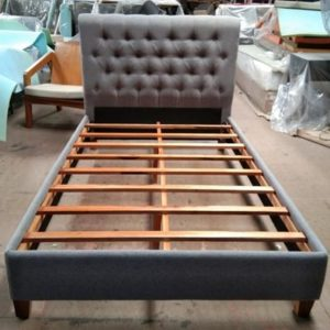 KARINA Bed Frame (SINGLE BED)